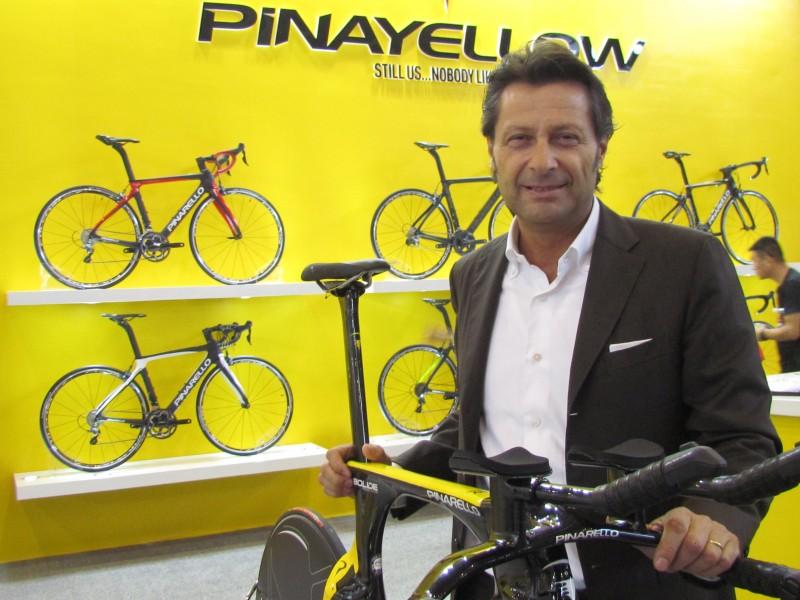 CEO Fausto Pinarello
