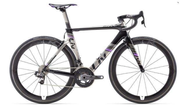 Liv Cycling Envie Aero Bike