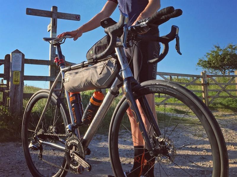 Mason-Bokeh-Ti-650b-titanium-adventure-gravel-road-bike_adventure-mode-front
