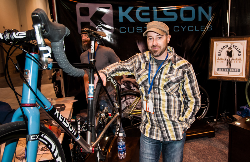 Brian Williams of Kelson Bikes