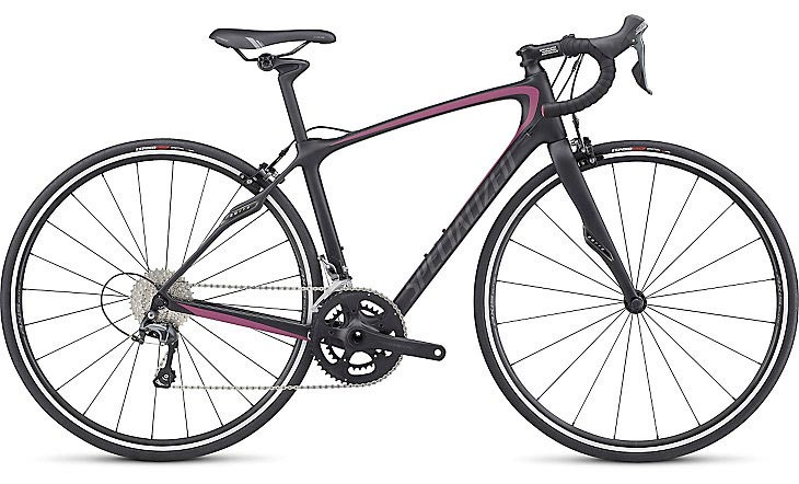 2017 Ruby SL4 Rim Bike