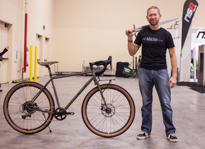 Sean Virnig, Co-Founder of Rawland Cycles