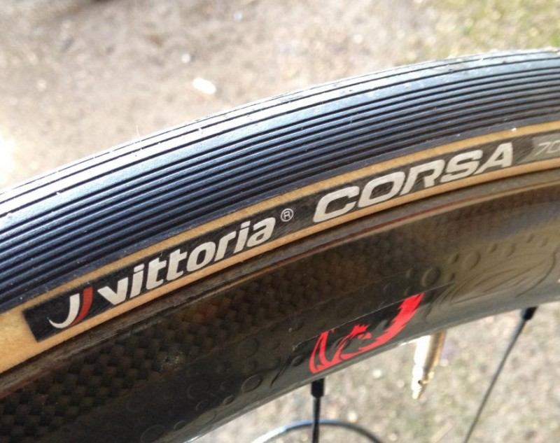 vittoria-corsa-tyre-fitted